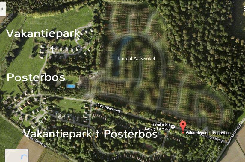 plattegrond Google maps