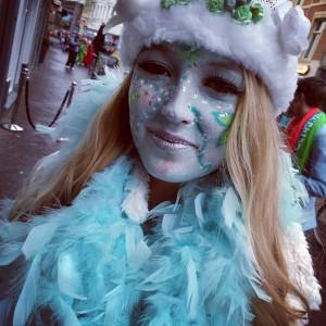 Carnaval vieren