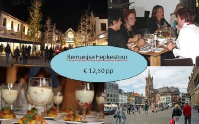 Remunjse Hepkestour – Roermondse Hapjestour