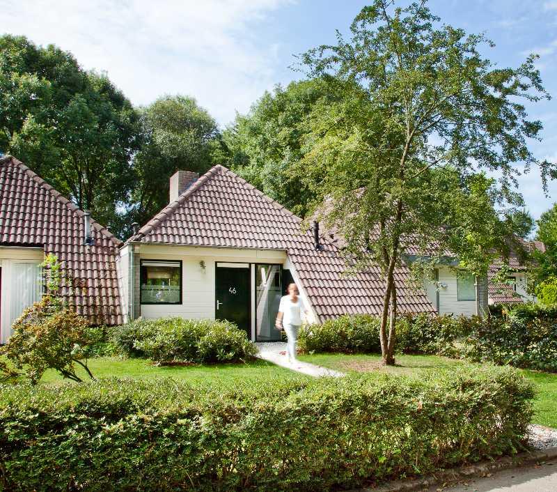 vakantiepark t Posterbos vakantiehuis type A Limburg 800