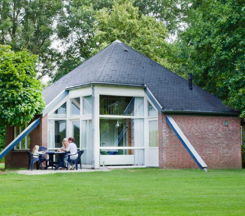 vakantiepark t Posterbos vakantiehuis type B Limburg