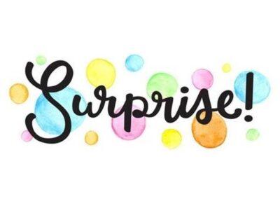 Verrassingspakket bij vakantieverblijf in februari of maart